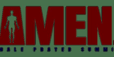 AMEN Male Prayer Summit tickets