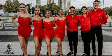 Online Salsa Caleña / Colombian Style Salsa tickets