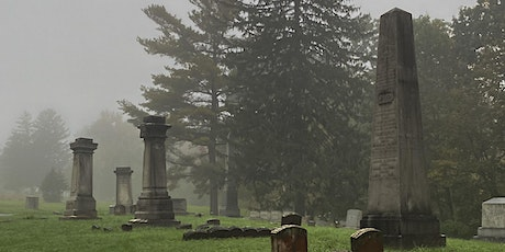 Haunted History at Albany Rural Cemetery tickets