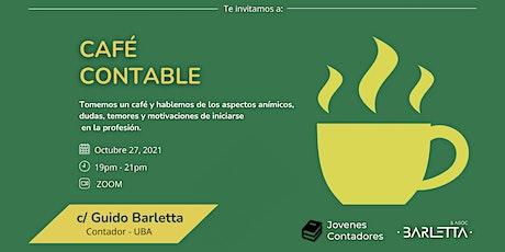 Café contable c/Guido Barletta tickets