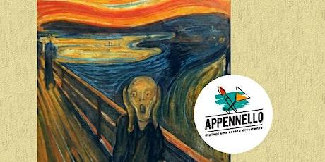 Fano (PU): Pittura da Urlo, un aperitivo Appennello tickets