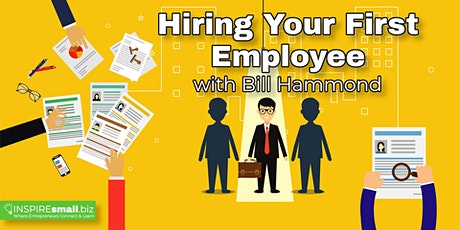 Hiring Your First Employee tickets