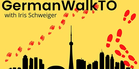 German Walk  - A Treasure Hunt Through Toronto tickets