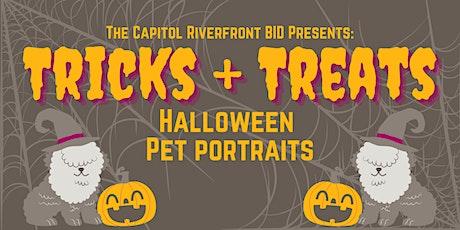 Tricks and Treats tickets