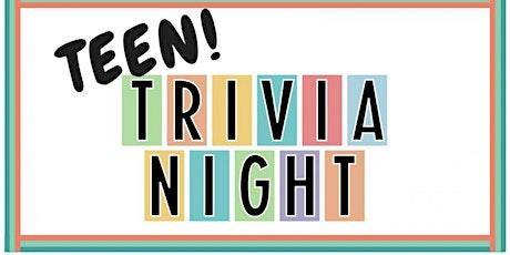 Kahoot!  Virtual Teen Trivia Night tickets