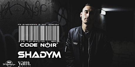 CODE NOiR® Tickets