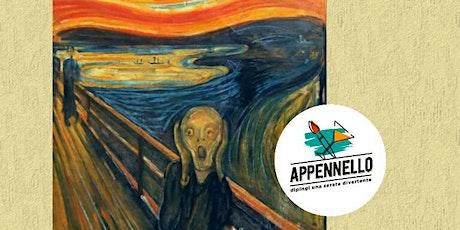 Milano:  Pittura da Urlo, un aperitivo Appennello biglietti