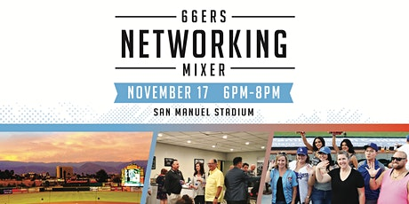 Inland Empire 66ers Networking Mixer tickets
