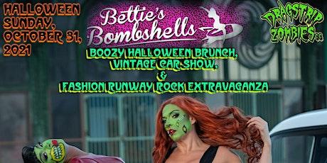 Bettie's Bombshells Halloween Brunch, Car Show & Fashion Runway Rock Show tickets