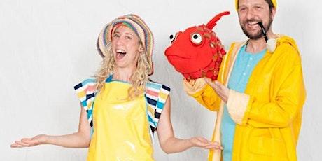 A Fishy Tale. Teatro en inglés entradas