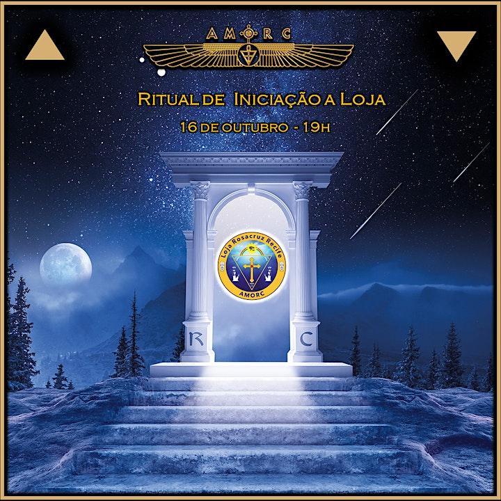 Imagem do evento Ritual de Iniciação a Loja - 16 de outubro de 2021