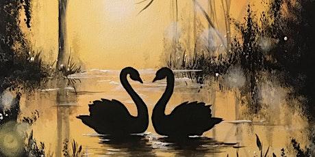 Swan Lake Brush Party – Wallingford - 12.11.21 tickets