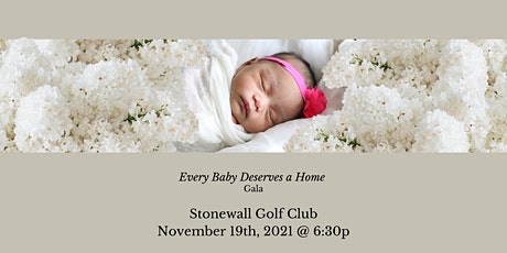 Every Baby Deserves a Home Gala tickets