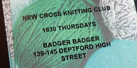 New Cross Knitting Club tickets