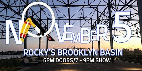 Oakland Samba Revue - Live at Rocky's Market Brooklyn Basin tickets