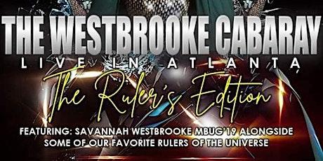 The Westbrooke CabaRay LIVE in ATLANTA tickets