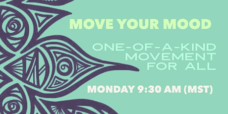 Move Your Mood Monday tickets