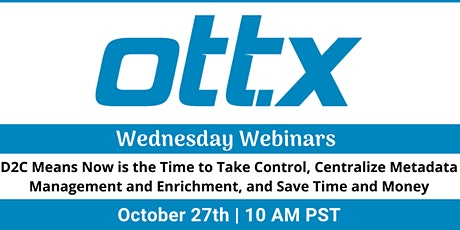 Centralize Metadata Management and Enrichment, and Save Time & Money tickets