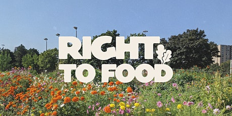 Winning the Right to Food in Toronto tickets