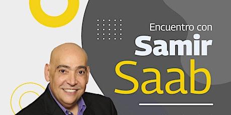Encuentro Samir Saab entradas
