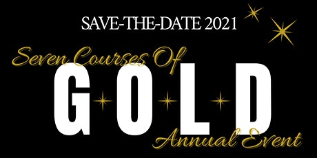 Seven Courses of Gold 2021 tickets