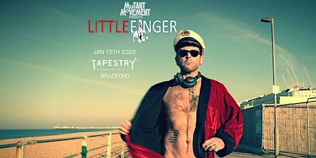 Little Finger (made up of Gary Numan's band) tickets