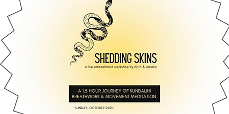Shedding Skins: Breathwork & Movement Meditation tickets
