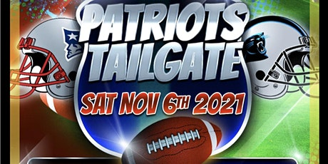 Patriots Tailgate tickets
