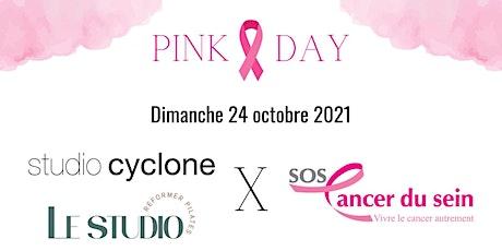 Pink Day - Sport solidaire & prévention tickets