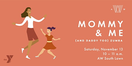 Mommy & Me (and Daddy too) Zumba tickets
