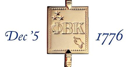 Phi Beta Kappa South Florida Virtual Meet & Greet tickets