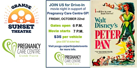 Friday Family Night for Pregnancy Care Centre GP  - Grande Sunset Theatre tickets