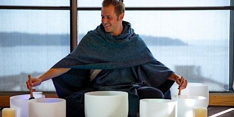 November Sound Bath Class: Healing Vibrations at Four Seasons Hotel Seattle tickets