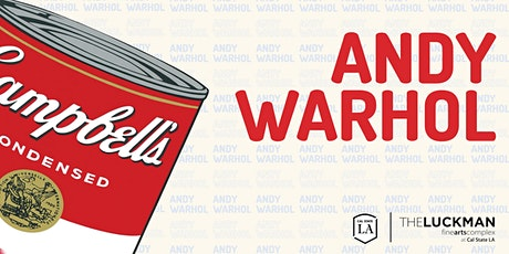 Andy Warhol at The Luckman Gallery - November tickets