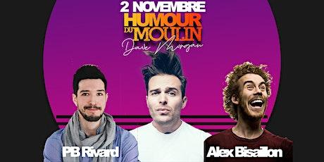 Humour du Moulin - 2 Novembre 2021 billets