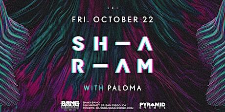 Sharam at Bang Bang | FRI 10.22.21 tickets