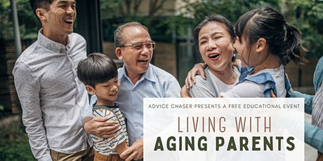Living with an Aging Parent tickets
