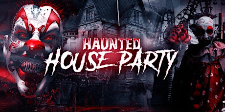 The Haunted House Party | Sheffield Halloween 2021 tickets