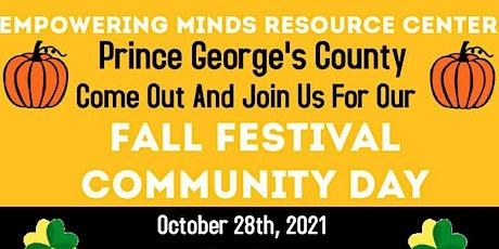 Fall Festival Community Day tickets