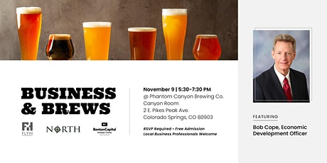 Copy of Business & Brews tickets
