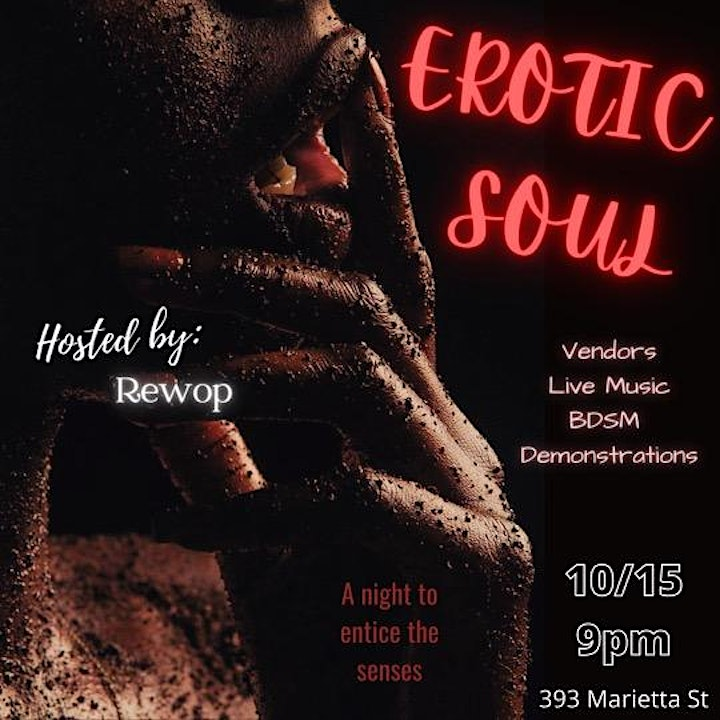 Dinner and a Date: EROTIC SOUL image