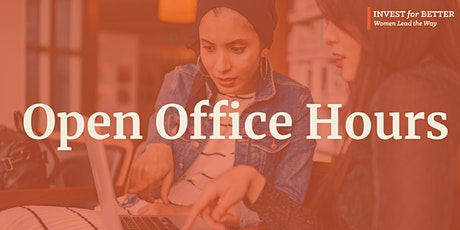 4pm EDT Open Office Hours with Kathleen McQuiggan tickets