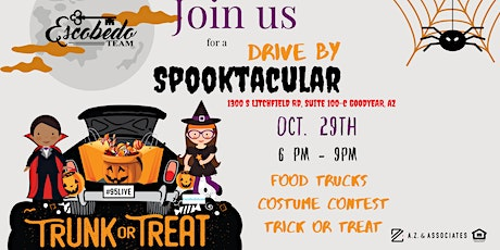 Trunk or Treat (Halloween event) tickets