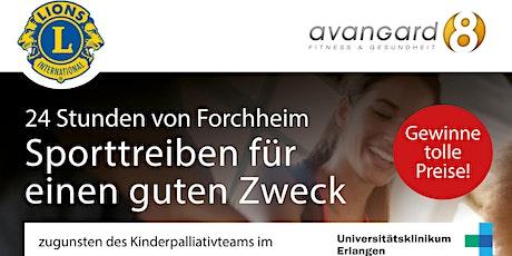 24  Stunden von Forchheim - Sporttreiben für einen guten Zweck tickets