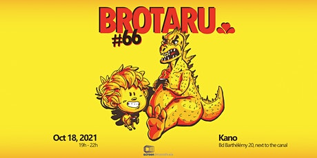BROTARU #66 tickets