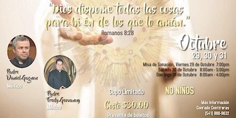 Retiro de Sanación y Evangelización tickets