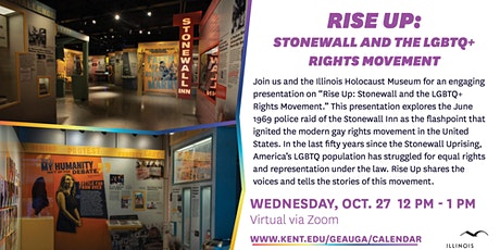 Rise Up: Stonewall and the LGBTQ+ Rights Movement tickets
