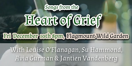 Songs from the Heart of Grief tickets