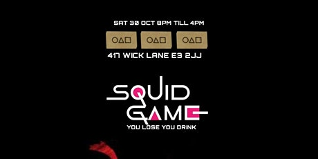 AFROBEATS SQUID NIGHT APARTMENT PARTY tickets