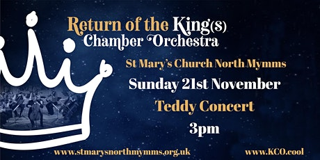 King's Chamber Orchestra Teddy Concert tickets